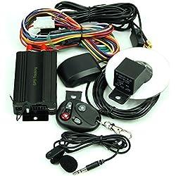 pinkcream Auto Fahrzeug Echtzeit SMS/GPS/GSM/GPRS Tracker Tracking System Positionierung des Gerätes