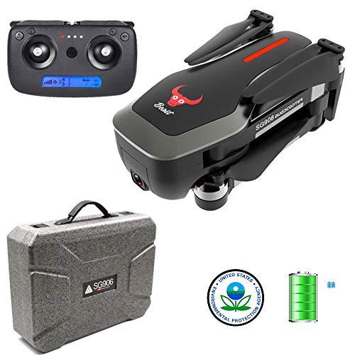 KY Drone con Telecamera Professionale Telecomando 4K Hover Pieghevole per riprese Video in Tempo...