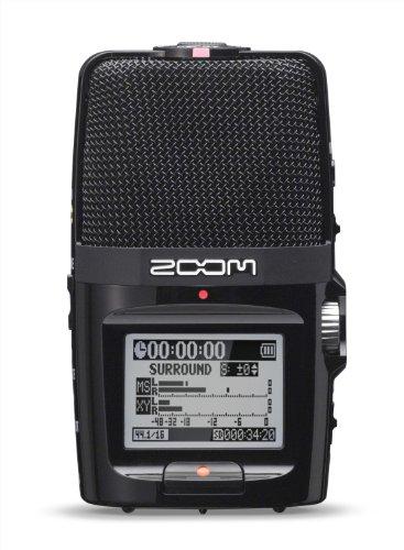 Zoom H2n/IF - registratore 4 tracce - interfaccia USB