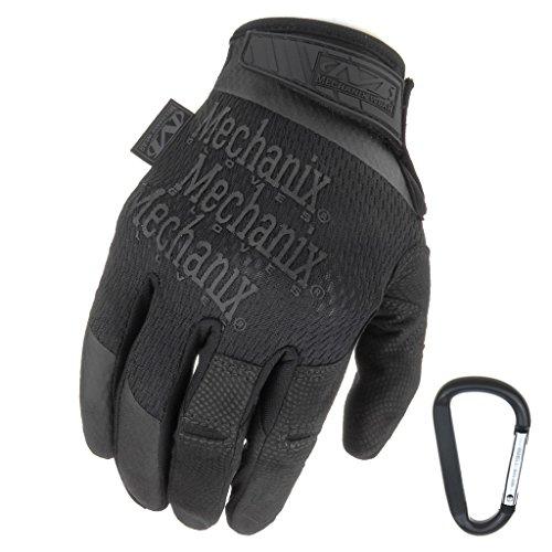 Mechanix Wear, High Dexterity, guanti tattici che consentono grande destrezza, da 0,5mm, modello...