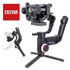 Zhiyun Crane 3 Lab estabilizador Manual de 3 Ejes para cámara réflex Digital sin Espejo, con transmisión de Imagen inalámbrica y Control de Enfoque y Zoom ViaTouch