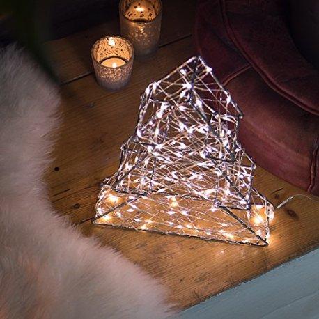 SnowEra-Dcoration-lumineuse-Illumination-de-Nol-en-Mtal-avec-140-micro-LED-Couleur-LED-Blanc-chaud-Forme