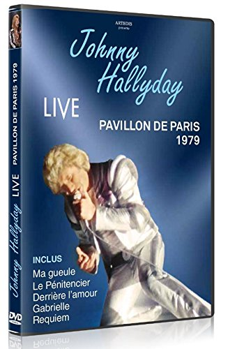 Johnny Hallyday – Live Pavillon de Paris 1979