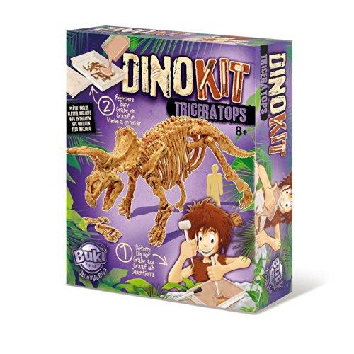 Buki France 439TRI Dino Kit da Scavare  Triceratopo