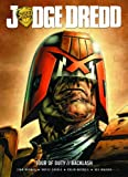 Judge Dredd Tour of Duty: The Backlash (2000ad Judge Dredd)