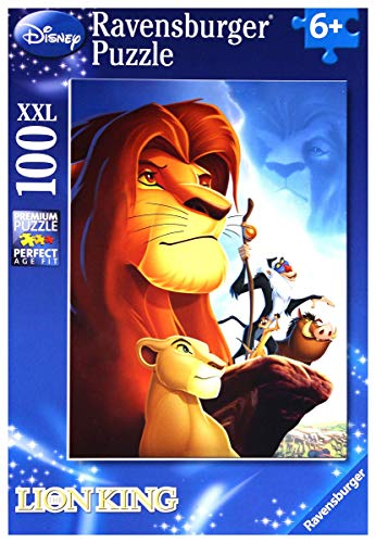 Ravensburger 10696 - Lion King - 100 pezzi