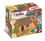 Eitech GmbH Teifoc steinbaukaesten–TEI 1024–Piccola casa unifamiliare