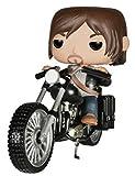 Funko- Pop Vinile The Walking Dead Daryl Dixon sul Chopper, 4713