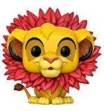 FunKo Pop Disney: Lion King - Simba - Leaf Mane, 20094