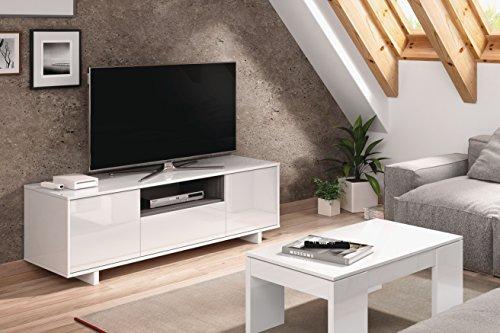 Mobile TV, modello Charles, dimensioni 150cm x 47cm x 41cm di spessore
