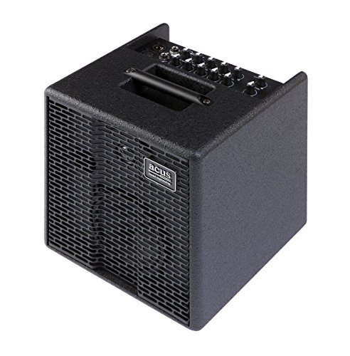 Acus One 6T Black · Acoustic Guitar Amp