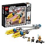 LEGO Star Wars TM- Sguscio di Anakin Gioco per Bambini, Multicolore, 6251728