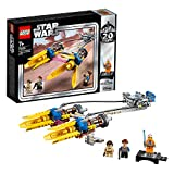 LEGO Star Wars - Le Podracer d'Anakin - Édition 20ème Anniversaire - Jeu de construction - 75258