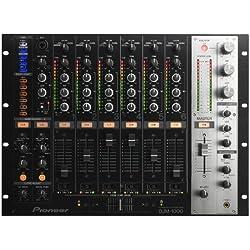 Pioneer DJM-1000 mezclador DJ - Mezclador para DJ (84 Db, 104 Db, 24 Bit, 0,005%, 63W, 12 kg)