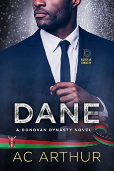 Dane (The Donovan Dynasty Book 1) by [Arthur, A.C.]