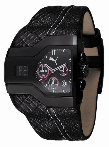 PUMA TIME Cronografo al Quarzo Orologio da Polso 4389921