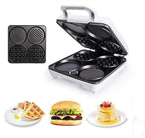 XY-QXZB Casa multifunzionale cialda macchina muffin macchina pancake macchina colazione macchina...