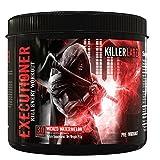 Killer Labz Executioner Hardcore Booster, Bodybuilding Neue Version 255g (Blood Orange)
