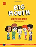 Big Mouth Coloring Book