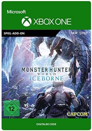 Monster Hunter World: Iceborne - Xbox One - Download Code