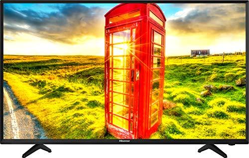 Hisense H39NEC2010S TV LED Full HD 39', Design Pulito ed Elegante, 3HDMI, Hotel Mode e USB media...