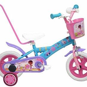 Disney Docteur La Peluche Bicicleta Infantil