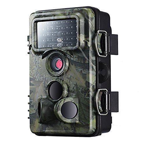 Camera de Surveillance VicTsing Caméra de Chasse Imperméable IP66...