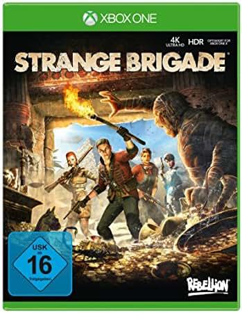 Strange Brigade - [Xbox One]