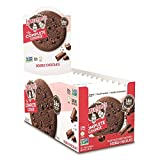 Lenny & Larry's 12 x The Complete Cookie - 12 Pro Box - Double Chocolate