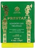 Prestat White Chocolate London Gin and Lemon Truffles 175 g