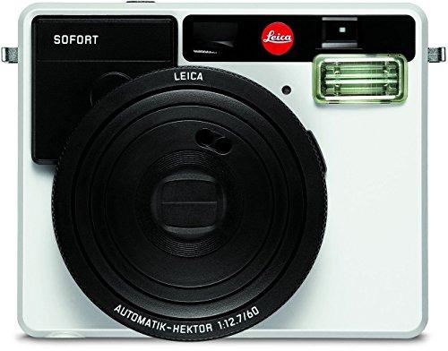 Leica 19106 Sofort Instant Film Camera, White