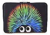 """MySleeveDesign Housse de protection en néoprène pour ordinateur portable Notebook Sac Pochette 10,2"""" / 11,6"""" - 12,1"""" / 13,3"""" / 14"""" / 15,6"""" / 17,3"""" Pouces - PLUSIEURS MODELES - Creature [11 - 12]"""
