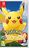Pokemon Let's GO Pikachu Import Italien