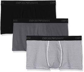 Emporio-Armani-Underwear-111625-Pantalones-Cortos-para-Hombre-NeroNerStAntracit-60120-Medium