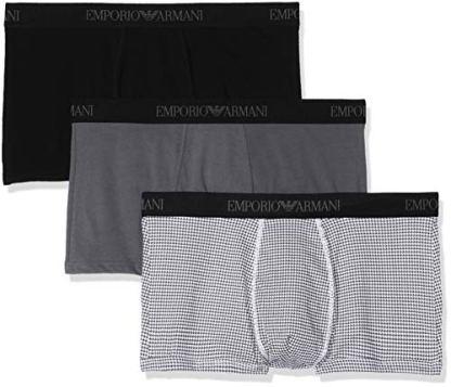 Emporio-Armani-Underwear-111625-Pantalones-Cortos-para-Hombre-NeroNerStAntracit-60120-Small