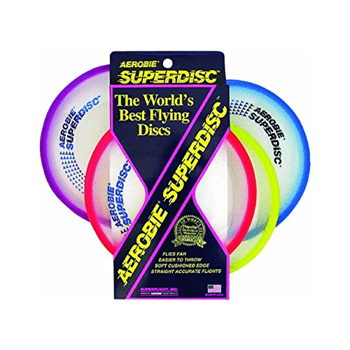 Aerobie Superdisc Frisbee Fun (surtido)