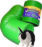 Snuggle Safe All Weather Flexible Bunny Warren Fun Tunnel