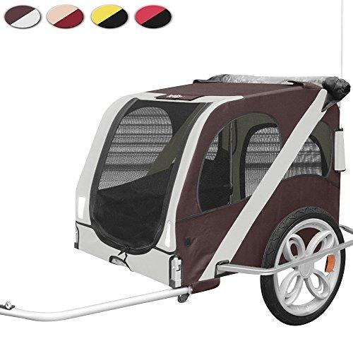 fahrradanhaenger fuer hunde test oder vergleich 2018 top. Black Bedroom Furniture Sets. Home Design Ideas