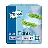 Tena Pants - Sous-vetement absorbant - Maxi Large Nouveau Pack 10