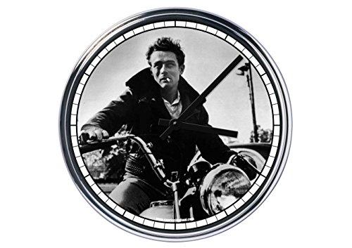Orologio da partete in acciaio James Dean