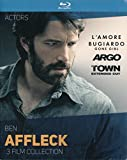 BEN AFFLECK Collection (3 Blu-Ray)