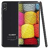 Cubot J3 Dual SIM Android Go Ultra dünn Smartphone ohne Vertrag,5 Zoll (18:9) Touch-Display, 16GB + 1GB, Quad-Core Prozessor, Handy, Face ID, nutzbares GPS,Schwarz