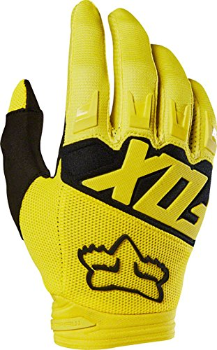 Guanti Mx Fox 2018 Dirtpaw Race Giallo (Xxl , Giallo)