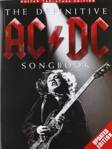 The Definitive AC/DC Songbook - Updated Edition
