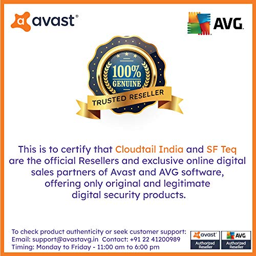 Avast SecureLine VPN (5 Multi-Devices | 1 Year) (Email Delivery in 2 hours- No CD)