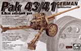 Unbekannt AFV-Club 35059 - Modellbausatz Pak 43/41 Antitank Gun, 88 cm