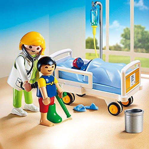 PLAYMOBIL 6661 – Ärztin am Kinderkrankenbett - 2