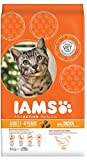 Iams for Vitality Cat Food with Fresh Chicken for Adult Cats, 3 kg