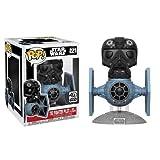 Funko 20106 POP! Deluxe Star Wars Tie Fighter w/Tie Pilot