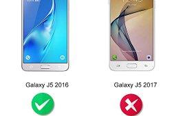 Dooki, Galaxy J5 2016 Coque, Flip PU Cuir Portefeuille Supporter Couverture Housse Coque Etui pour Samsung Galaxy J5 2016 avec Crédit Carte Tenant Fente et Main Dragonne (B-4) Meilleure offre de prix